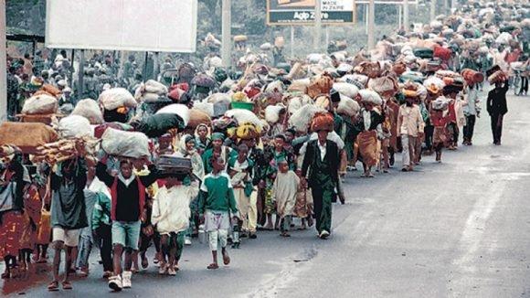 Caso Ruanda