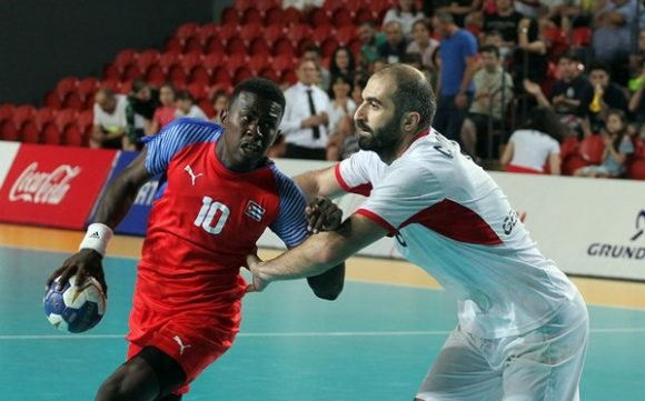 Cuba wins silver medal in Men´s Handball Emerging Nations Championship
