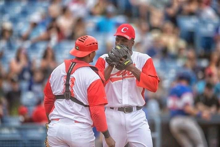 Béisbol cubano suma cuarto triunfo consecutivo en Liga Can-Am