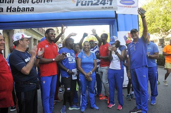 La capital cubana disfrutó la carrera de una milla (+ Fotos)
