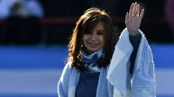Cristina Fernández fue presidenta de Argentina entre 2007-2015 . Foto: AFP
