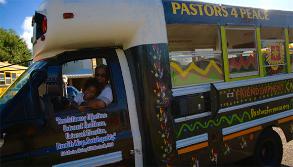 Pastors for Peace prepares its trip to Cuba in Mexico