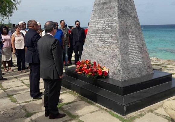 Canciller cubano inicia visita oficial a Barbados en su gira por el Caribe