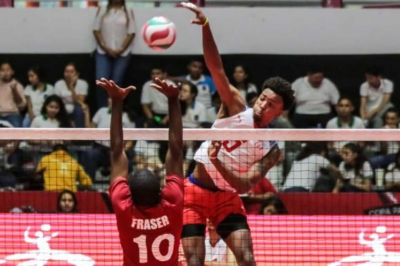 Cuba reaches semifinals of the 14th Men´s Pan American Volleyball Cup