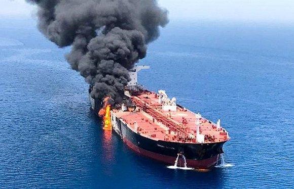 Irán disparó contra un drone de EEUU en la zona del Golfo