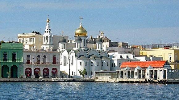 Buques de la marina rusa atracarán en puerto de La Habana