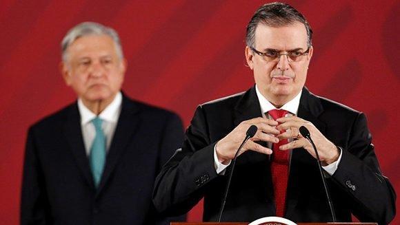 Instala México mesa de diálogo con Centroamérica para frenar migración