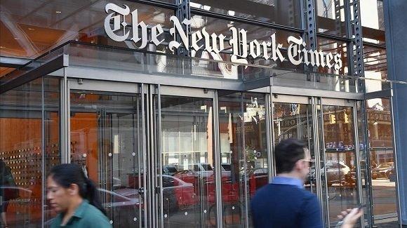 New York Times suspendió sitio web en español; no fue financieramente exitoso