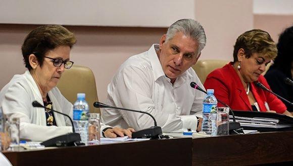 Participa Díaz-Canel en análisis de cumplimiento de la Ley de Inversión Extranjera