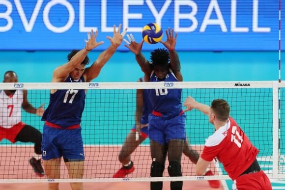 Cuba to face Egypt in Volleyball Men´s Challenger Cup