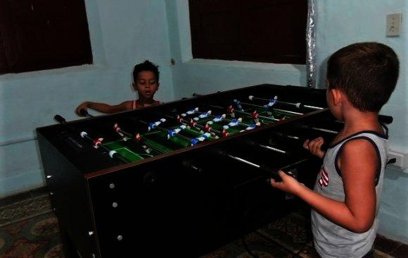 También habrán ofertas para los niños, desde juegos de participación hasta ventas de golosinas. Foto:Odalis Riquenes Cutiño/Juventud Rebelde