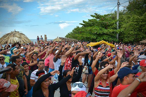 Díaz-Canel: Ha sido un buen verano en medio de restricciones económicas