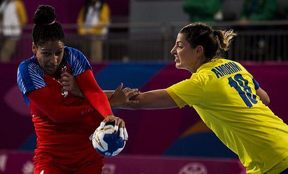 Lima 2019: Balonmano femenino mira al futuro tras derrota ante Brasil