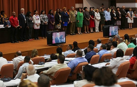 Electo en Cuba Consejo Electoral Nacional
