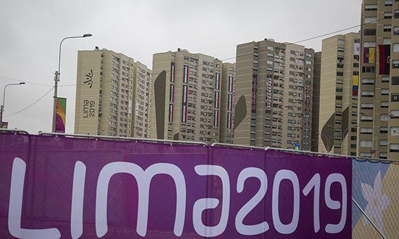 Villa Panamericana de Lima. Foto: Irene Pérez/ Cubadebate.