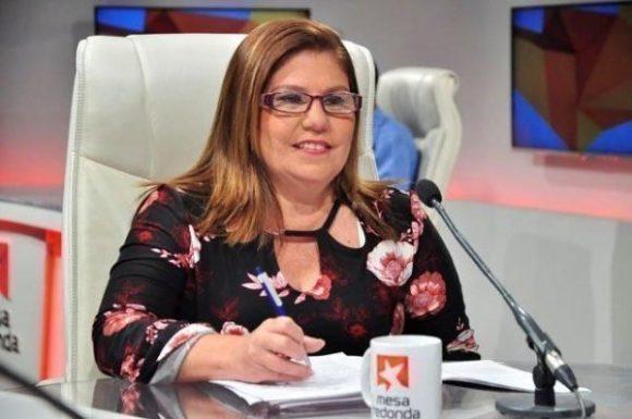 Lourdes Rodríguez Ruíz, viceministra de Finanzas y Precios. Foto: Archivo.