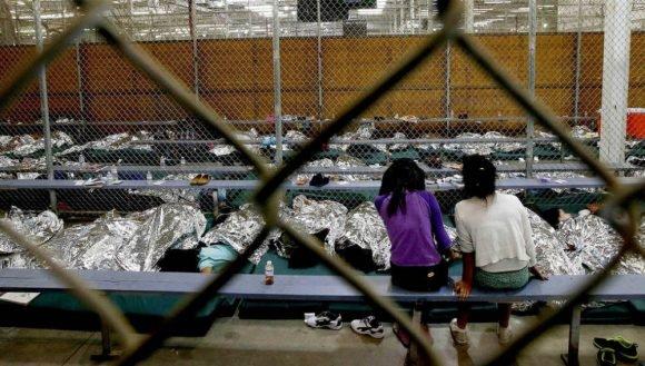 Detenidos en EU, 103 mil niños migrantes - Mundo