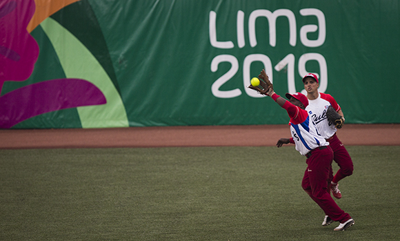 Cuba pierde ante México en semifinal panamericana de Softbol