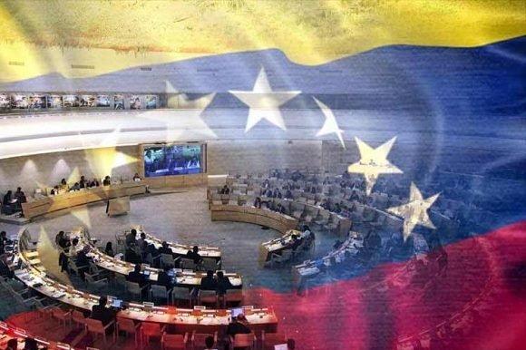 Organizaciones sociales de Venezuela denuncian parcialidad de informe sobre Derechos Humanos en el país