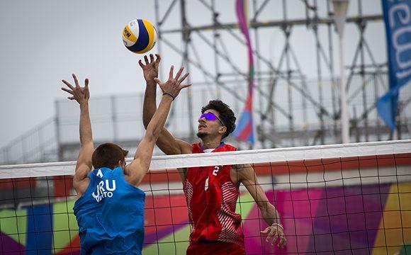 Lima 2019: Sabor agridulce en debut de voleibol de playa