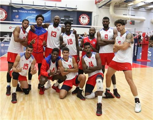 Voleibol masculino cubano gana invicto Copa de Campeones de NORCECA