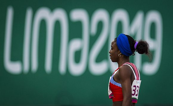 Rose Mary Almanza es una de las claras favoritas para avanzar a la final.
