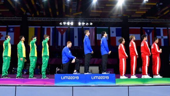 Atletas estadounidense son amonestados por protestar en Juegos Panamericanos