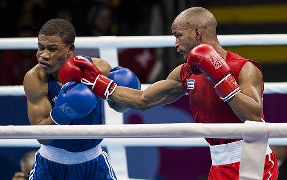 Roniel Iglesias, nuevamente campeón panamericano. Foto: Irene Pérez/ Cubadebate.