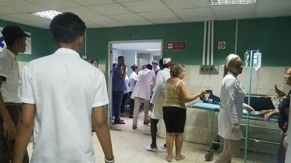 Un muerto y 34 lesiones en accidente masivo en Ciego de Ávila