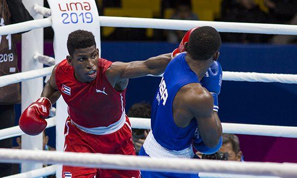 Boxeo cubano por más triunfos en Tokio