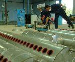 Los calentadores son de producción nacional Foto: Archivo de JR