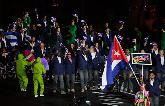 Inaugurados VI Juegos Parapanamericanos Lima 2019 (+ Fotos)