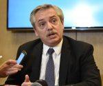 El candidato a presidente del Frente de Todos, Alberto Fernández. Foto: AFP.
