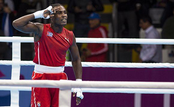 Boxeo cubano irá a Tokio por cuatro títulos, afirma Julio César La Cruz