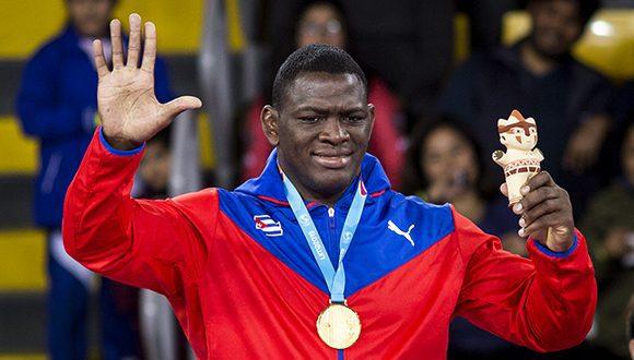 Mijaín López es candidato a mejor atleta de las Américas en 2019