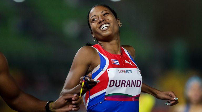 Omara Durand conquista su segundo título en Lima 2019 (+Fotos)