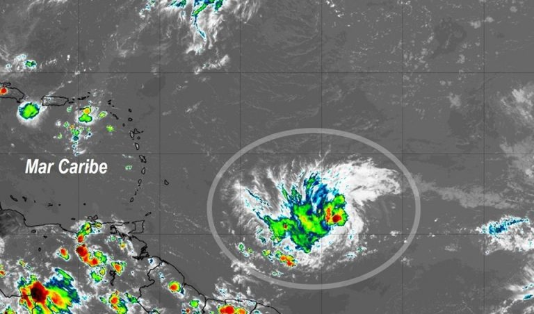 La dixième dépression tropicale de la saison cyclonique actuelle se forme