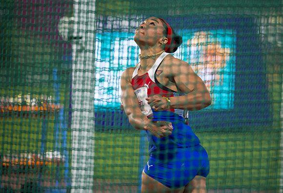 Mundial de atletismo: Comienza la batalla en el disco femenino