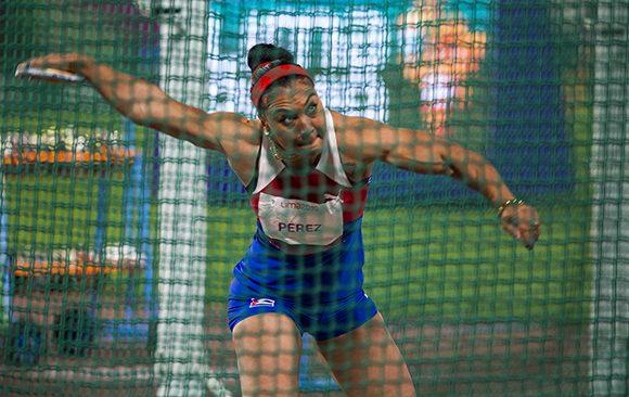 Mundial de atletismo: La hora de la verdad en el disco femenino