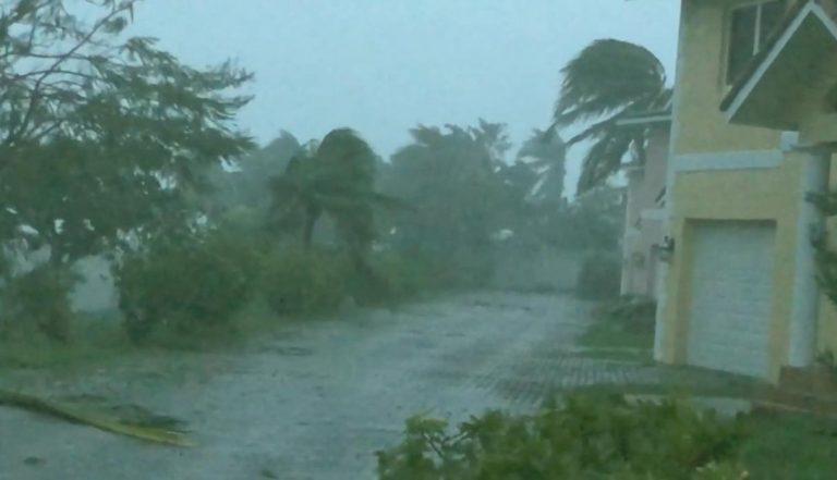 Manifiesta Canciller cubano solidaridad con Bahamas ante daños del huracán Dorian