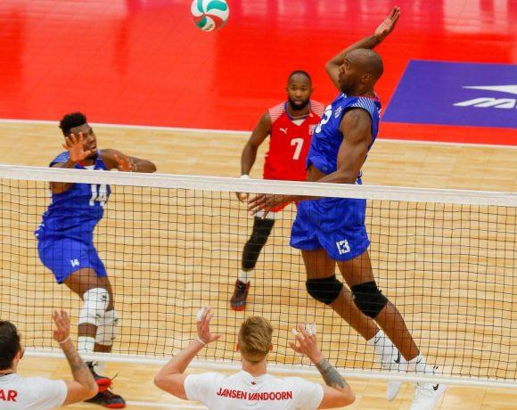 Cuba beats US, wins Men's NORCECA Continental Volleyball