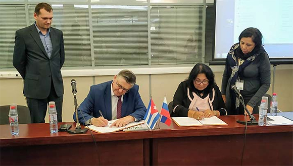 Cuba and Russia strengthen cooperation in the health sector