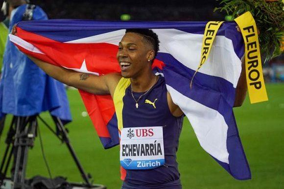 Camagüeyano Echevarría vuelve a triunfar en Europa
