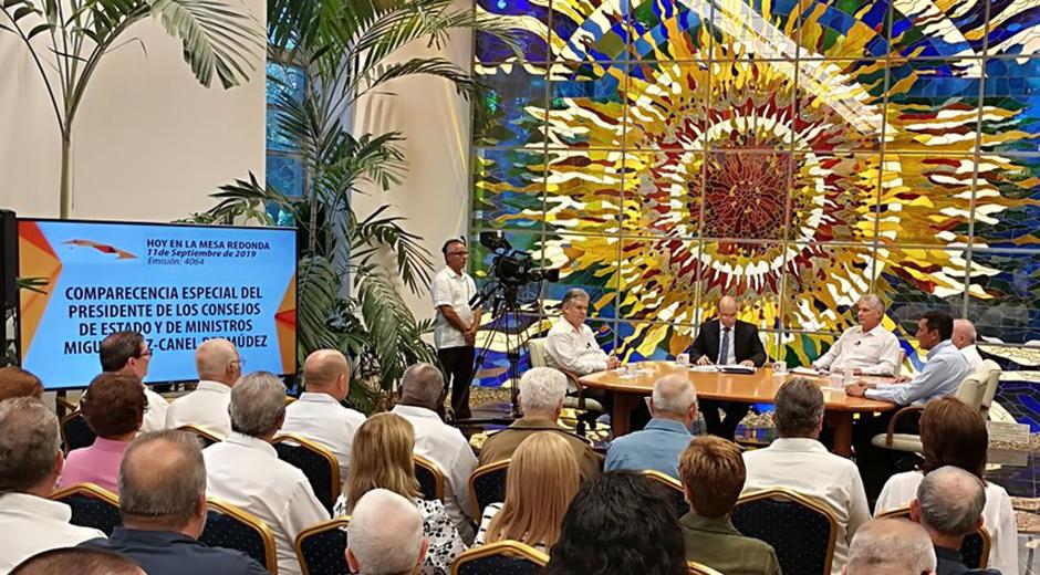En vivo: Segunda comparecencia de Díaz-Canel y ministros cubanos sobre situación energética coyuntural