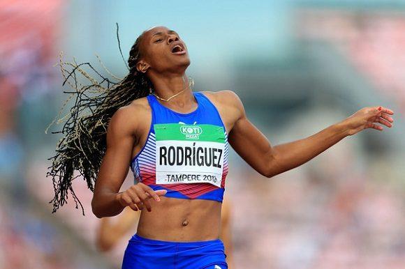 Relevo largo (f) cierra accionar de Cuba en Mundial de Atletismo Doha 2019