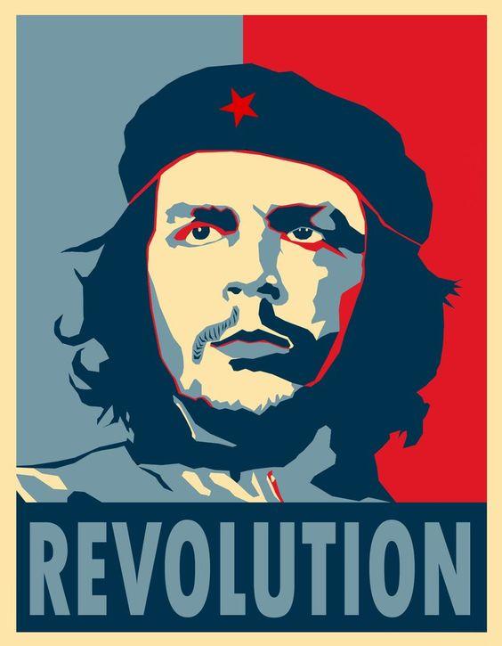 El Che vive en África