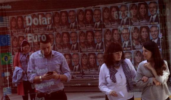 Argentinos van a las urnas con el binomio Fernández delante en las intenciones de voto