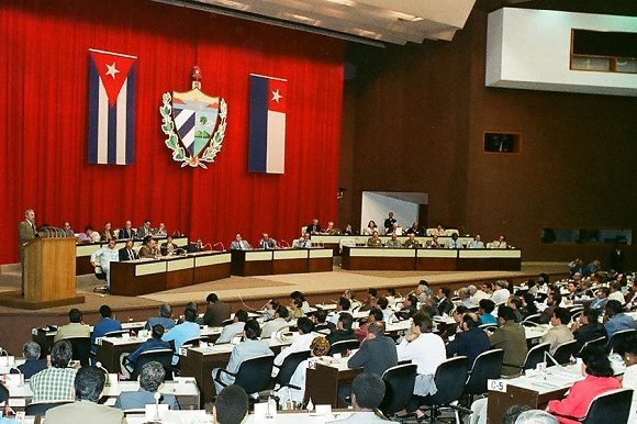 Fidel Castro: Necesitábamos una Asamblea como esta