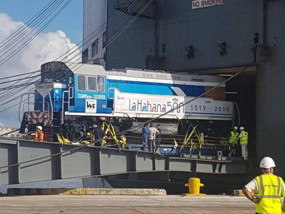 Rusia invertirá en la modernización de los ferrocarriles en Cuba