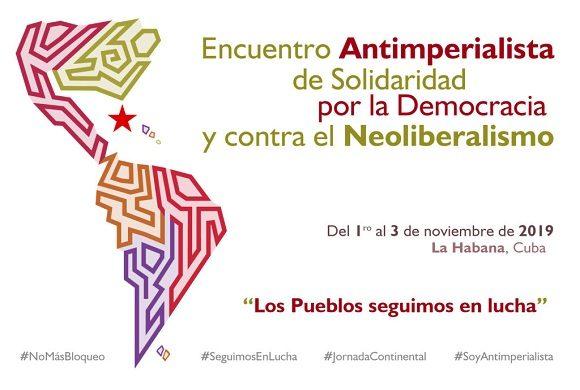 En La Habana, un llamado a la unidad frente al neoliberalismo